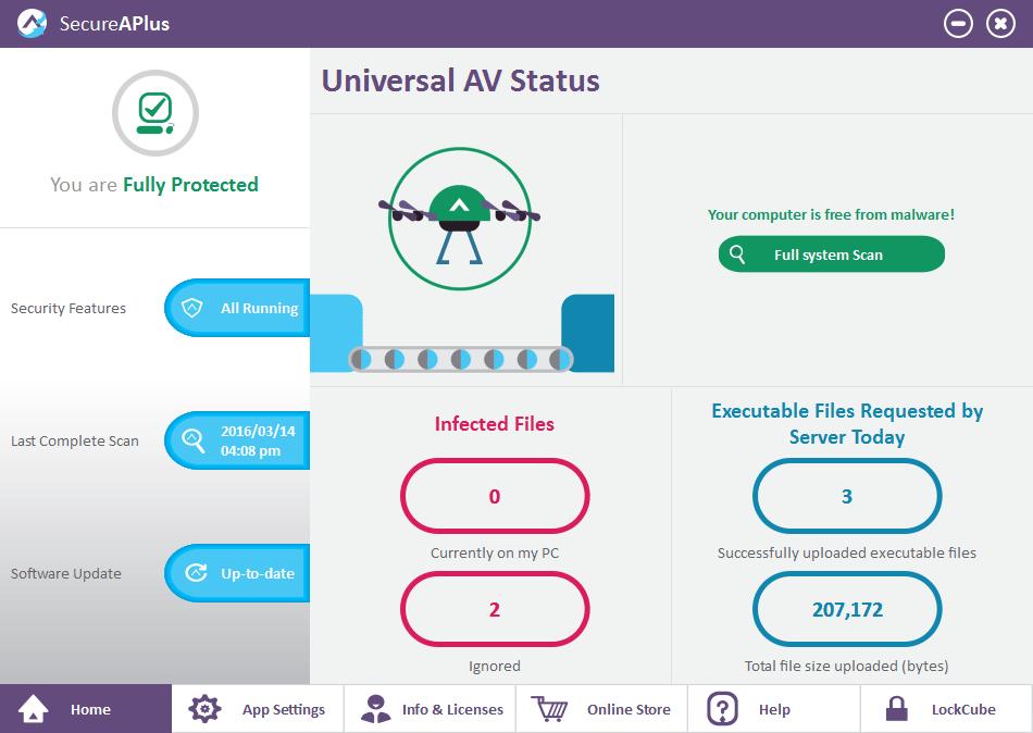 Universal AV Detailed Scan