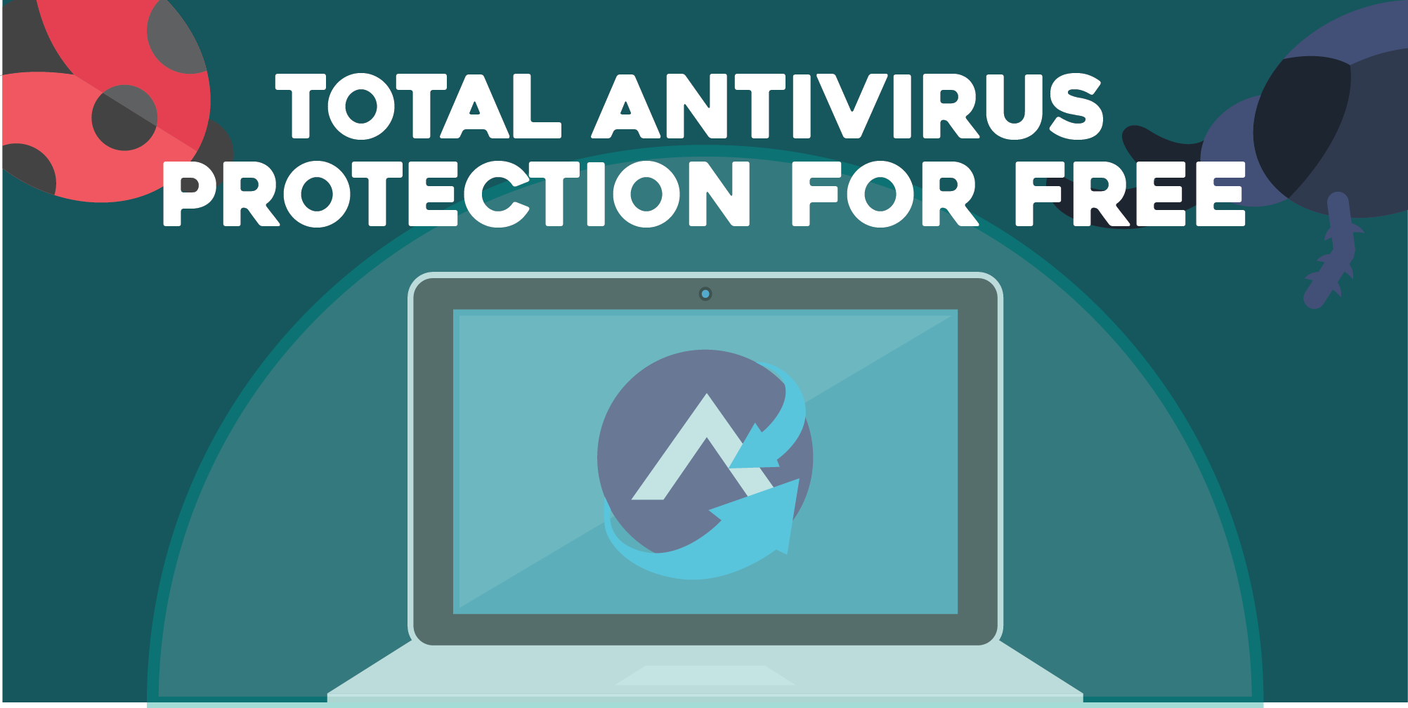 Total Anti Virus Protection Provided by SecureAPlus – For Free