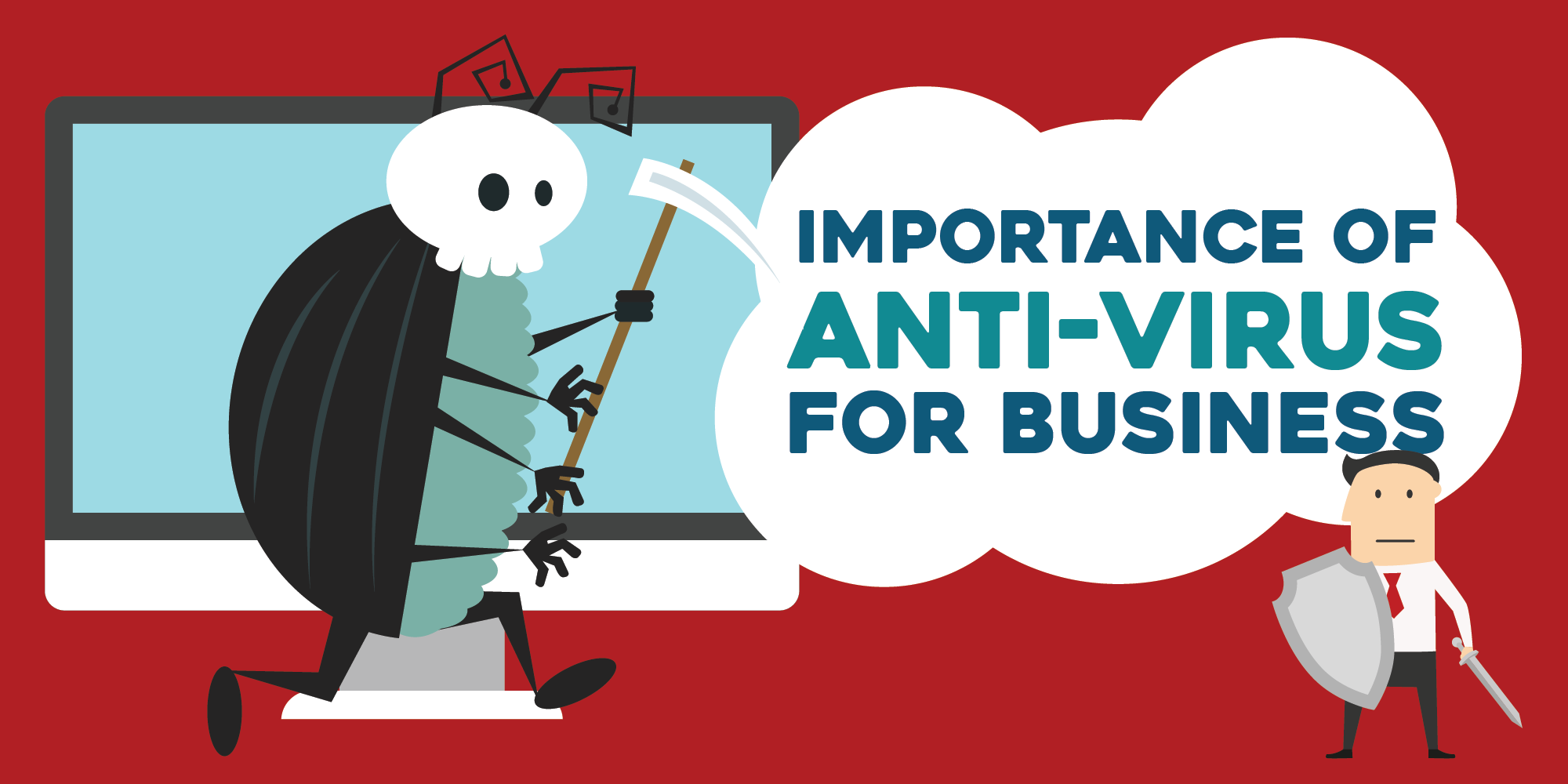 How Essential is Antivirus Software for Your Business