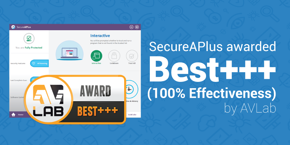 polish-based-avlab-awards-secureaplus-highest-anti-ransomware-rating