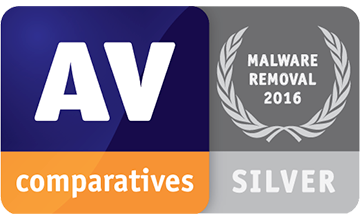 Avira Malware Removal AV Comparatives Result Silver