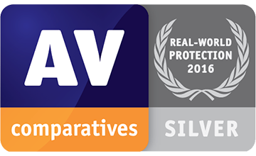 Avira Real World AV Comparatives Result Silver