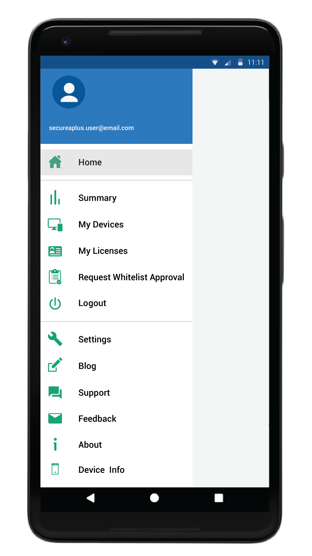 SecureAPlus Antivirus for Android | SecureAPlus